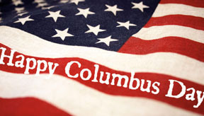 happy columbus day to all