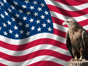 eagle_in_front_of_the_american_flag